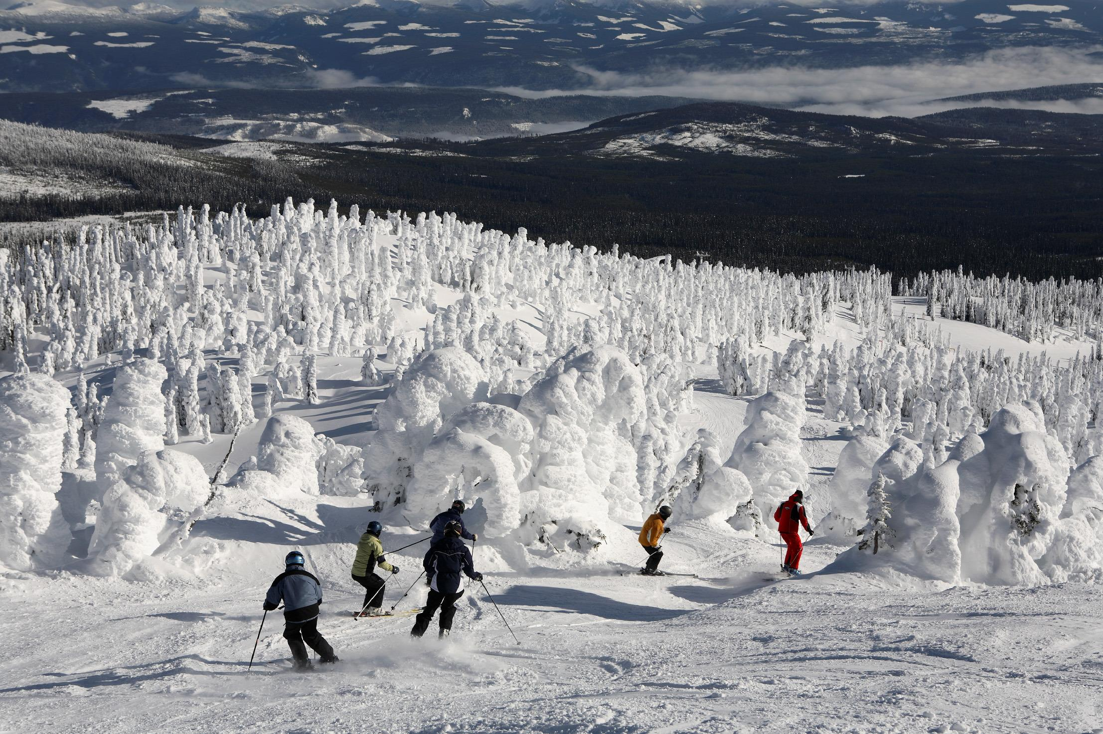 "The Big White ski resort in <a href=""http://www.hellobc.com/HelloBC/CMSPages/ski.htm"" target=""_blank"">British Columbia</a>."