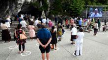 Santuário francês de Lourdes celebra primeira peregrinação virtual mundial