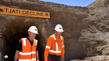 Wrong part delays output for OZ Minerals