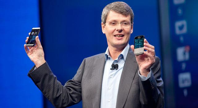BlackBerry loses a billion dollars in three months, blames it on failed Z10