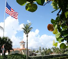 Flag at President Trump's Mar-a-Lago Wasn't Flying at Half-Staff for Barbara Bush