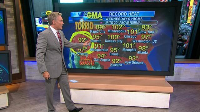 Extreme Heat Wave: Hottest July 4th Ever?