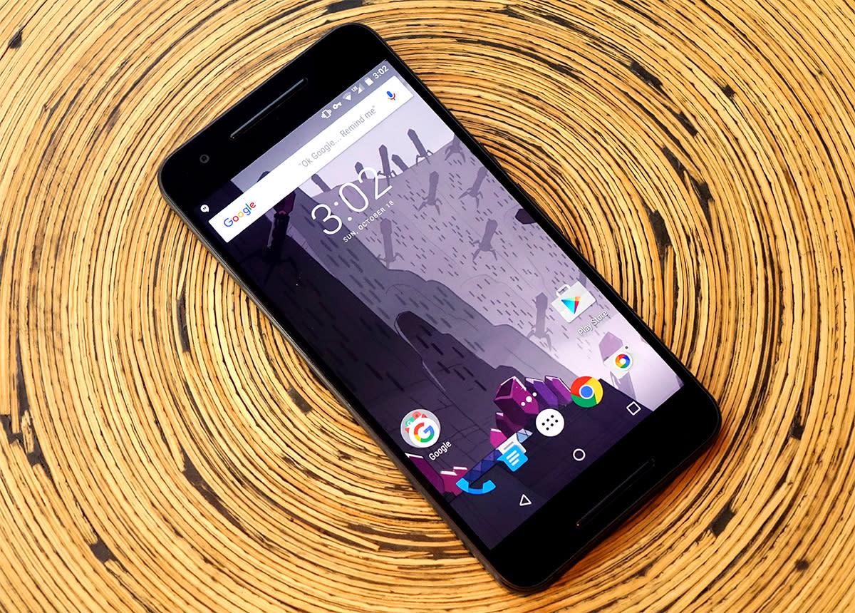 Nexus 6P review: Google gets better at big phones