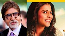 Kajol's 'Helicopter Eela' Will Also Feature Amitabh Bachchan