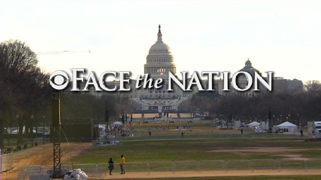 Open: This is Face the Nation, Jan. 20