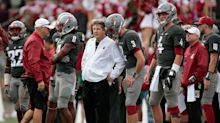 Mike Leach: 'I don't have any plans' to follow Bill Moos to Nebraska