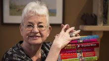 Jacqueline Wilson says children taking hormones to change gender makes her 'very worried'