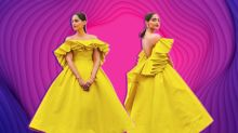 Sonam Kapoor Ahuja wore the grandest gown ever to breakfast at Cannes