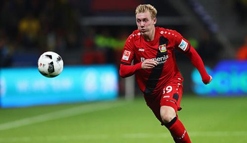 Premier League: Medien: Klopp an Brandt interessiert