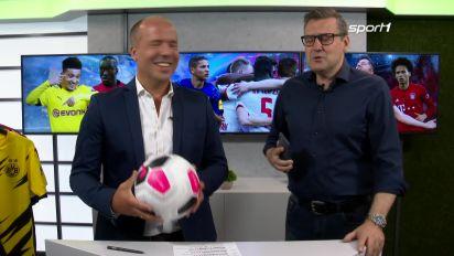 SPORT1 Tippspiel: Gottschalk, Thöne und Basler tippen Bayern gegen Schalke