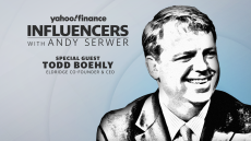 Influencers with Andy Serwer: Todd Boehly