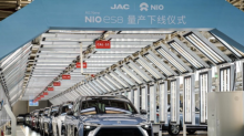 Nio CEO Says Tesla An Ally In Increasing Sales, Remains Bullish On Chinese EV Market Growth