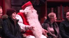 Los turistas, bendición y problema en el país de Papá Noel y los lapones