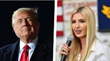"Bombshell NYT report: Trump writes off money he gives to Ivanka by calling her a ""contractor"""