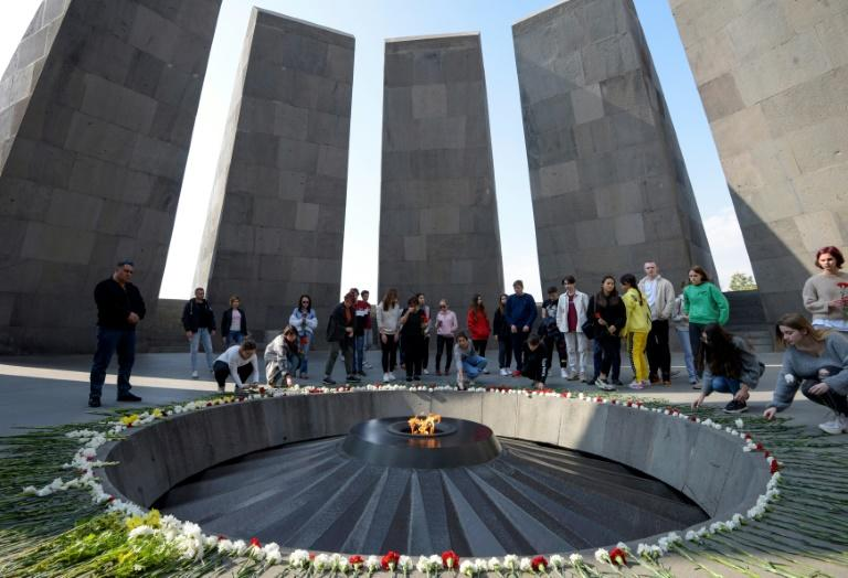 Trump admin says doesn't recognize Armenian genocide