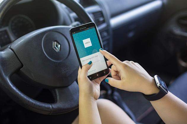 Uber adds VoIP calling option to its app