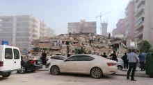 Un puissant séisme de magnitude 7 frappe l'ouest de la Turquie et l'île grecque de Samos