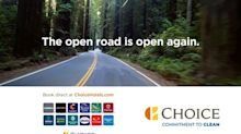 Choice Hotels' New Advertising Campaign Welcomes Guests As They Hit The Road Again