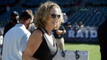What Beth Mowins calling Monday Night Football means to women in the industry
