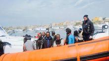 Nuovi sbarchi a Lampedusa e nel reggino, arrivati oltre 300 migranti