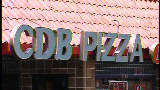 Dirty Dining: CDB's Pizza Fowler Avenue in Temple Terrace