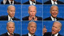 """Sur le plateau du débat, pas de """"Sleepy Joe"""""""
