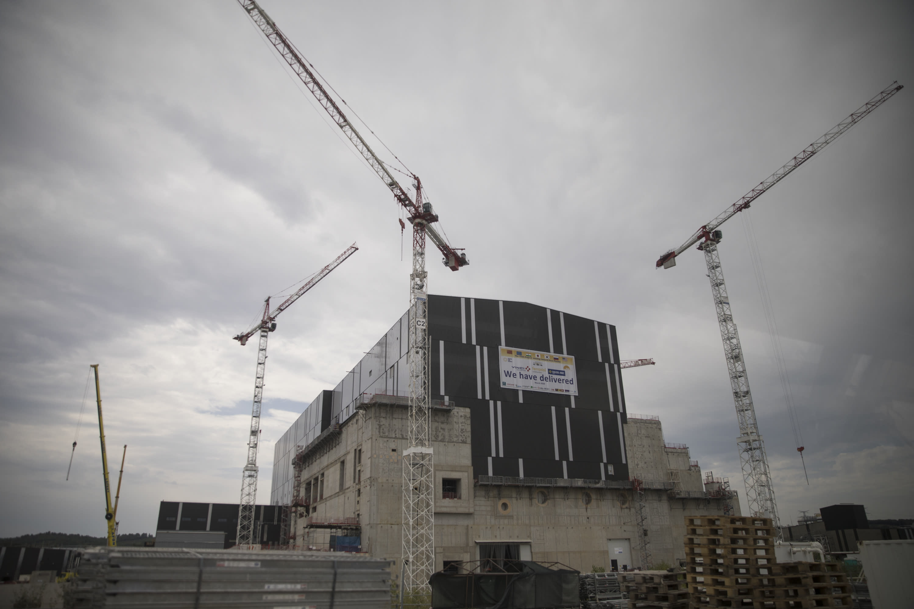Assembly of International Nuclear Fusion Reactor ITER to Begin in France