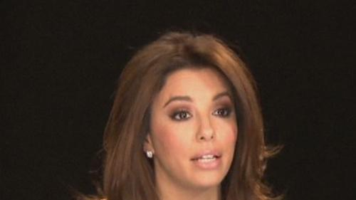 Eva Longoria sempre in movimento anche dopo la fine di Desperate Housewives