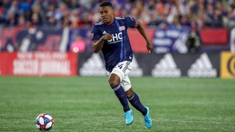 Revolution re-sign young defender DeJuan Jones to new deal
