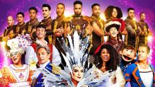 National Lottery backing enables pantomimes to proceed