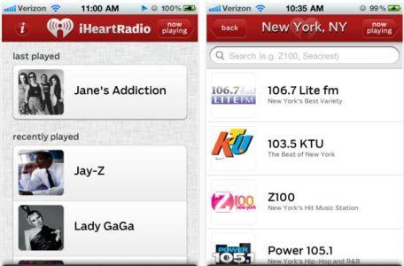 Daily iPhone App: IHeartRadio