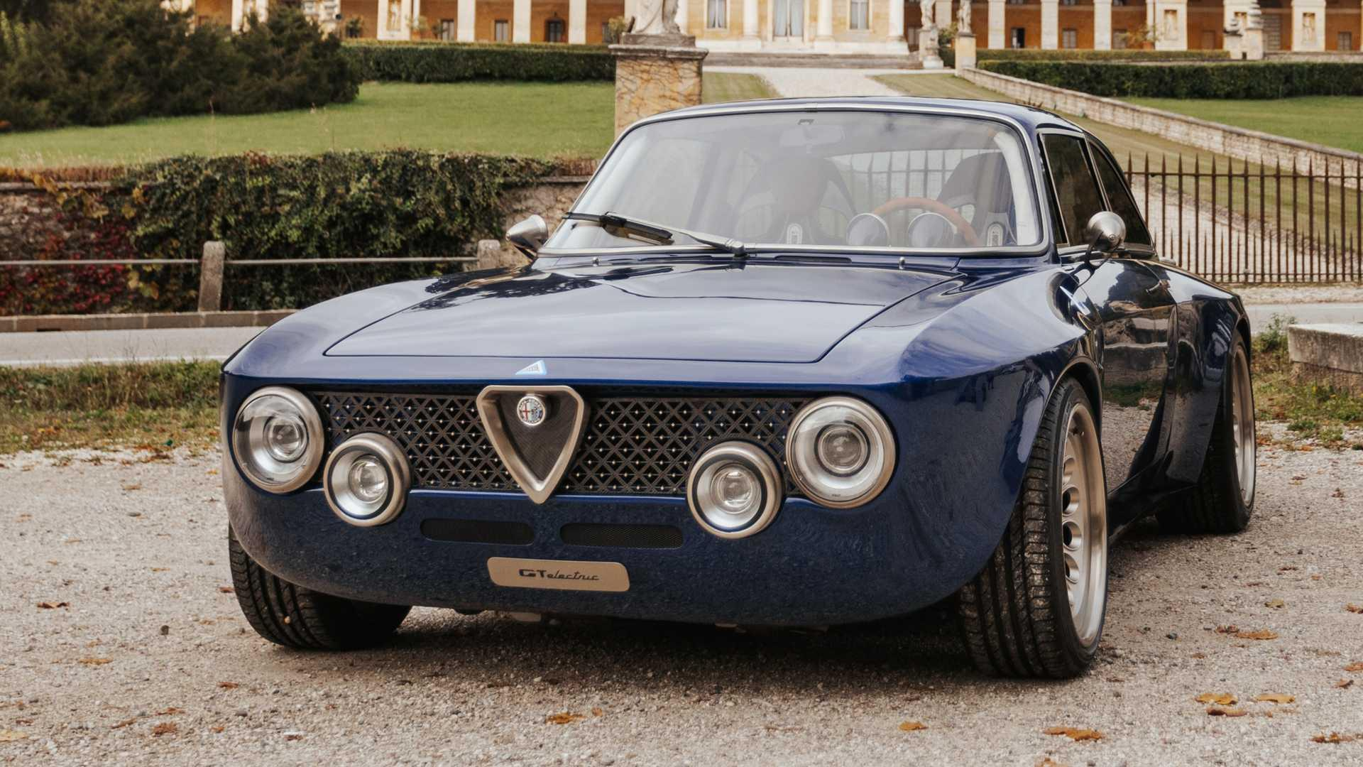 Totem Automobili Alfa Romeo GT electric can finally roll