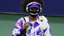 Naomi Osaka says she stopped wearing hoodies over racism fears as she wears Trayvon Martin mask during US Open