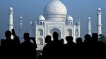 Taj Mahal reopens even as India cases soar