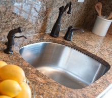 This is the Safest (And Easiest) Way to Clean Granite Countertops