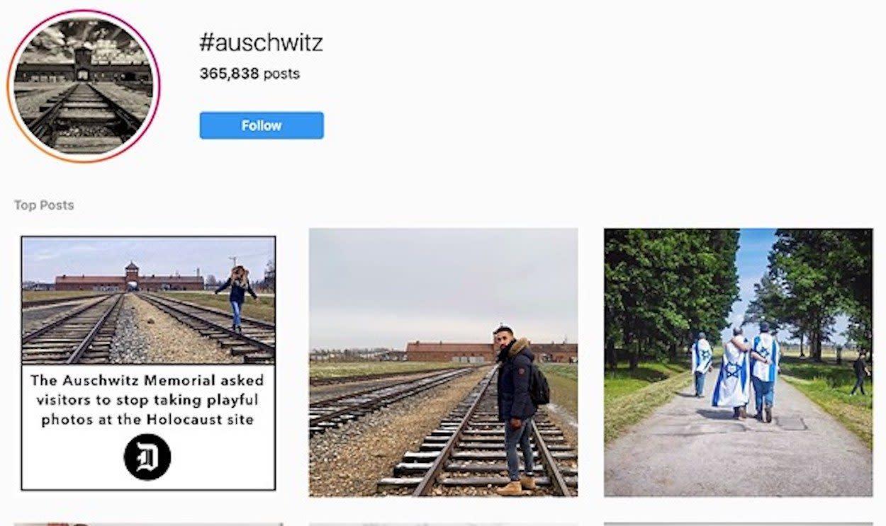 Auschwitz Museo