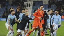 Man City reaches League Cup semifinals after shootout win