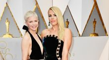 Surprise! Michelle Williams Brings BFF Busy Philipps as Her Oscars Date