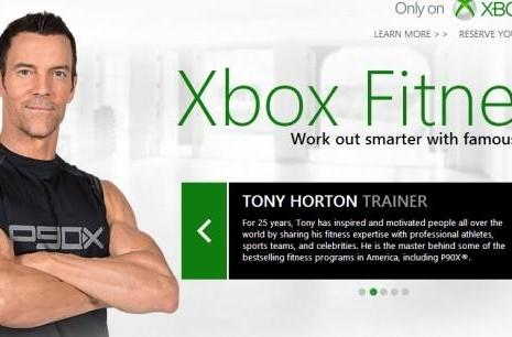 Xbox Fitness official, brings famous trainers, personalized feedback to living room workouts