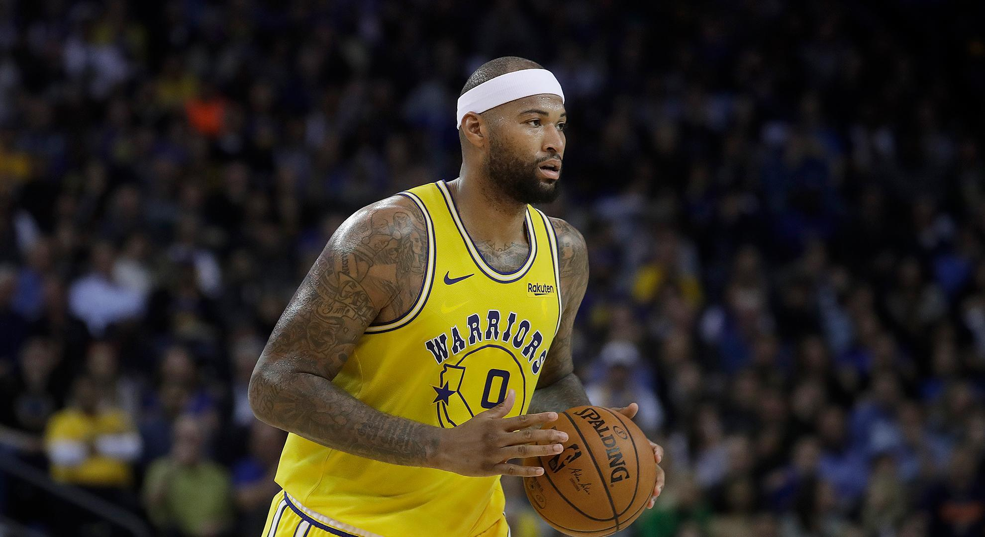 NBA rumors: Executives doubt DeMarcus Cousins will land contract he wants