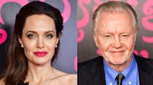 Why it's a big deal that Angelina Jolie invited her father, Jon Voight, to her premiere