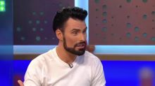 Rylan Clark-Neal rubbishes reports of a bust-up with Zoe Ball