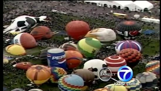 Balloon Fiesta vendors must pay up in 2012