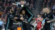 Ruthless Real Madrid jumps ahead of Bayern
