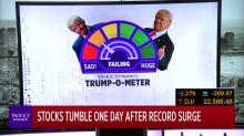 This week in Trumponomics: Stock-market whiplash