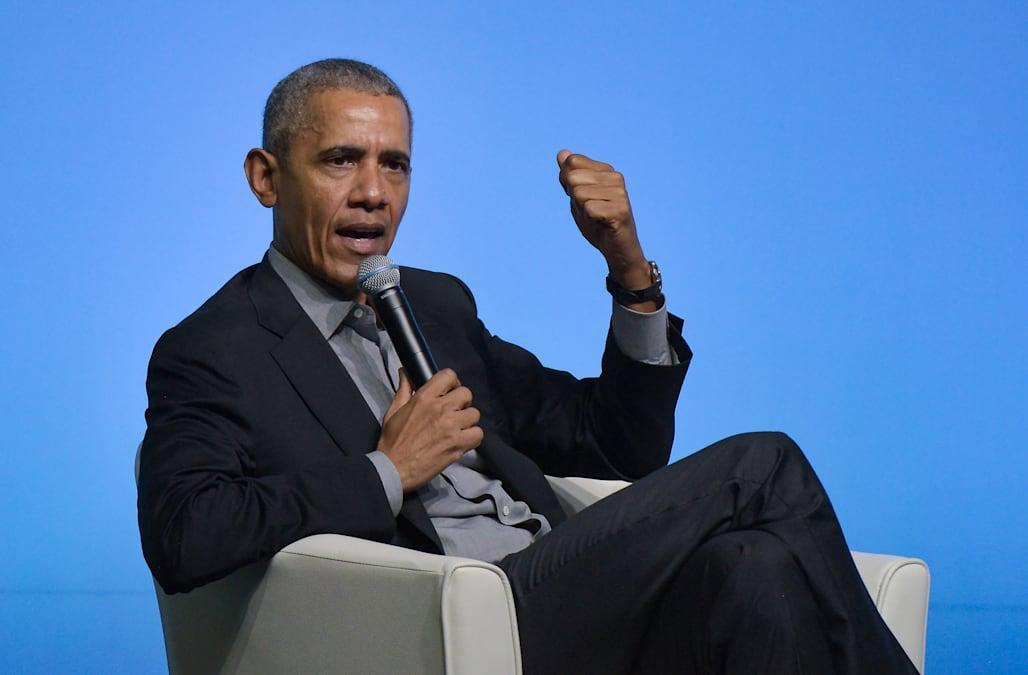 Barack obama offer, naked old black males