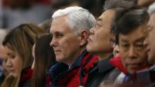 North Korea canceled planned meeting with Pence