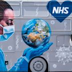Coronavirus latest news: Official UK death toll passes 40,000