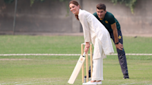 Duchess of Cambridge wore £28 trainers to play cricket in Pakistan