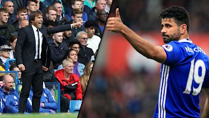Why Conte is the big winner from Chelsea's Diego Costa sale